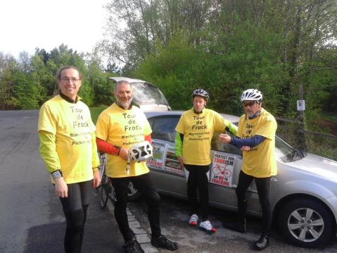 TDF 170428 Ilkley to Pannal Protect Ryedale