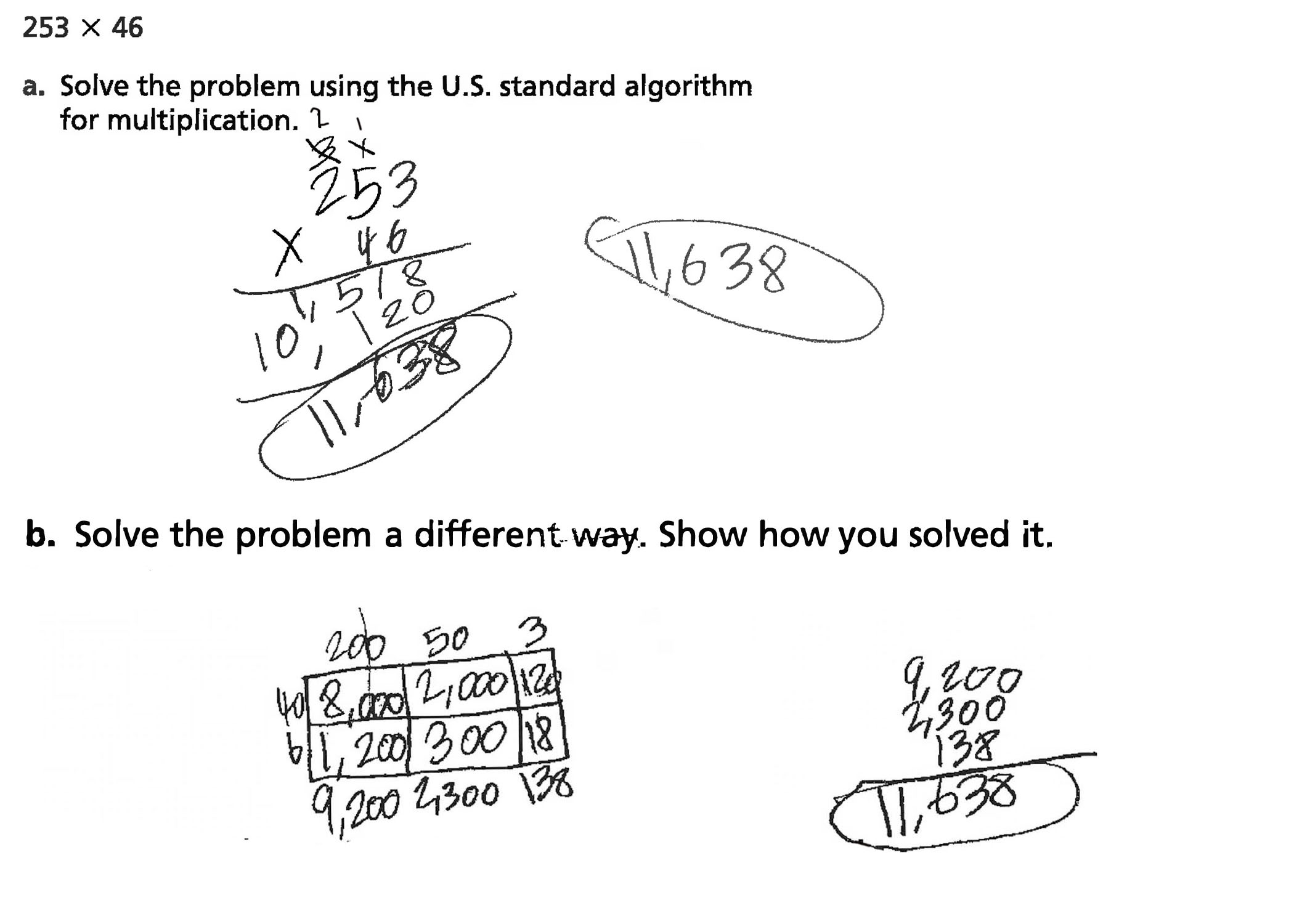 Multiplication In 5th Grade What Are Some Issues
