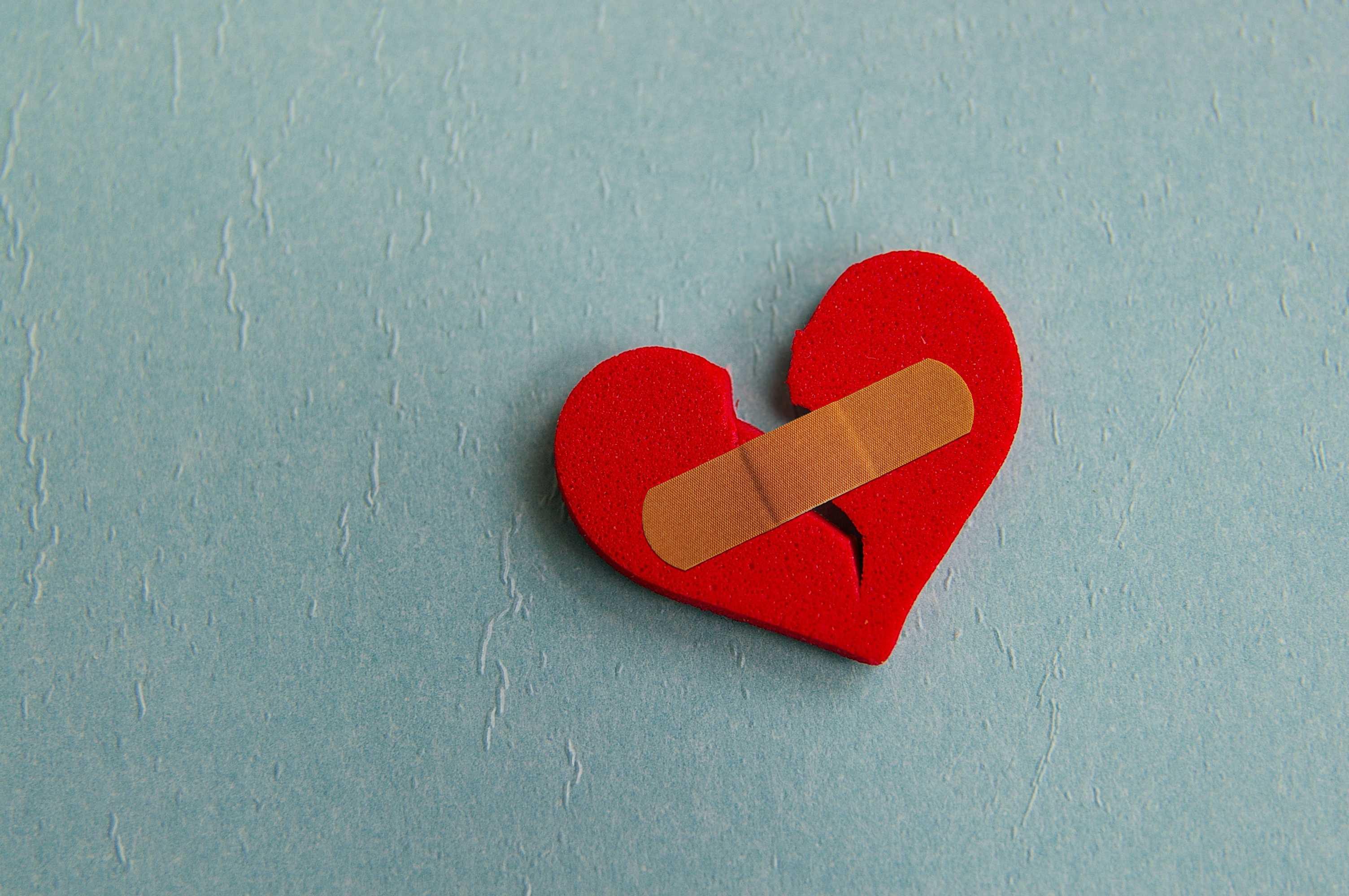 Broken Hearts – Healing Steps