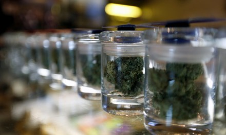Marijuana legalization could reach a national tipping point on Election Day