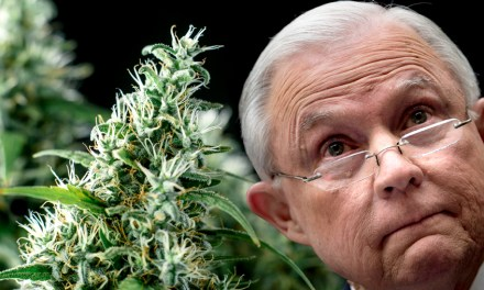 "Jeff Sessions says marijuana is illegal ""everywhere"" in America"