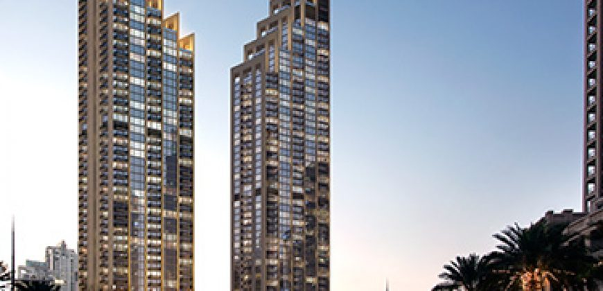 Blvd Heights Executive Residences Emaar