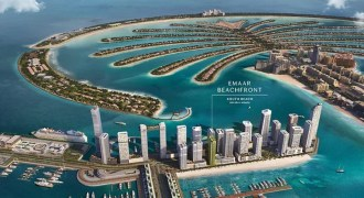 South Beach at Emaar Beachfront