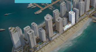 BEACH ISLE at Emaar Beachfront
