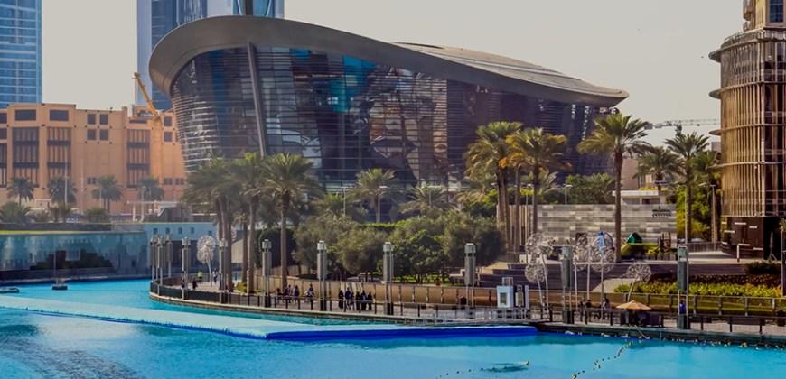 Burj Crown Downtown Dubai by Emaar