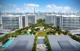 MAG CITY Apartments at MBRC