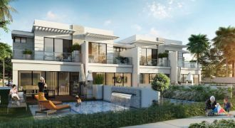 Silver Springs villas by Damac