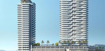 Palace Beach Residences at Emaar Beachfront