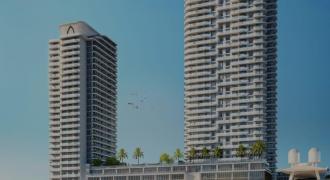 Palace Beach Residences T2 at Emaar Beachfront