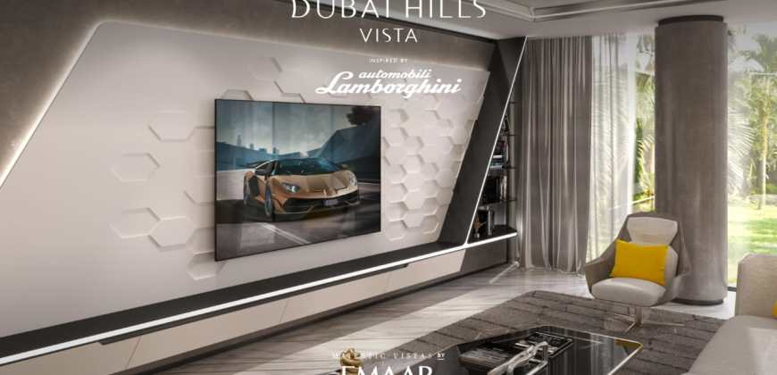 Lamborghini Majestic Vistas