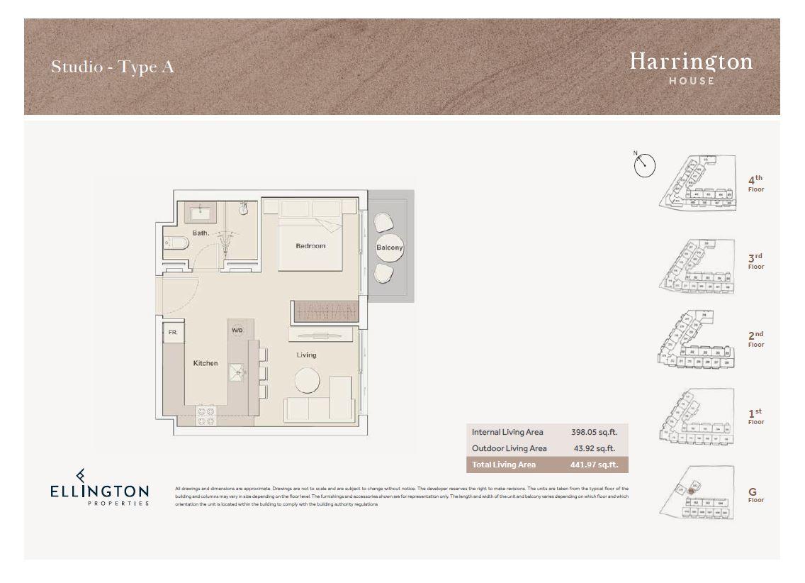 Harrington House by Ellington