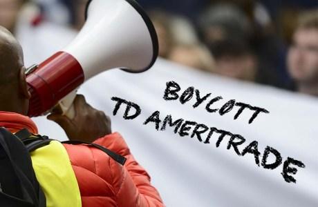 Boycott TD Ameritrade