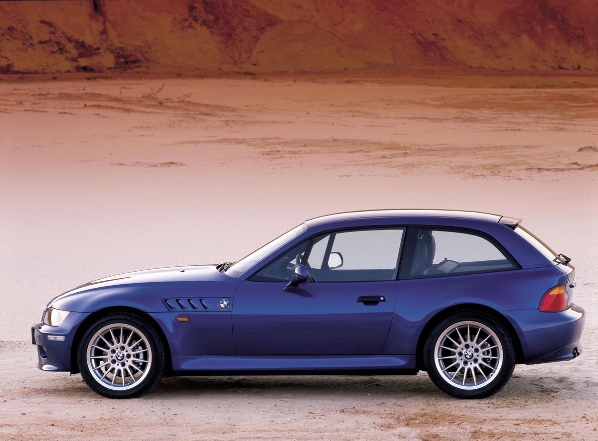 Bmw Z3 Coupé 2 8 3 0i Invest In Classic Cars Today Investingunion