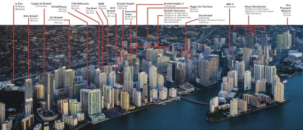 Brickell Magazine upcoming projects