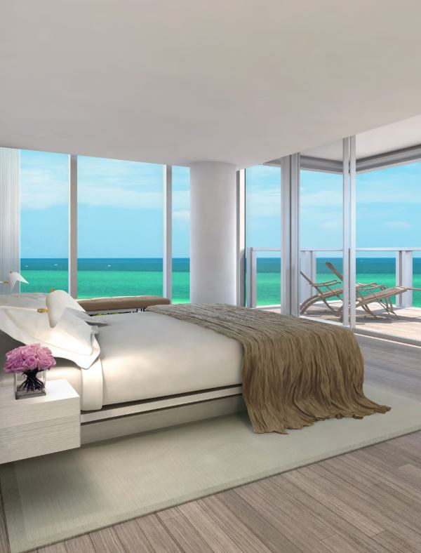 Edition residences miami beach 2901 collins ave miami - 2 bedroom hotel suites in miami south beach ...