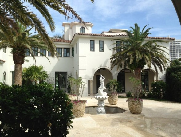 4949 pinetree drive miami beach 39 s biggest mansion bought for Biggest house in miami