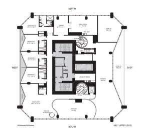 1000 Museum Floor Plans Full Floor Penthouses