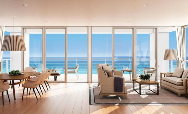 Beach house 8 miami beach luxury condominium for Beach house designs satellite beach fl