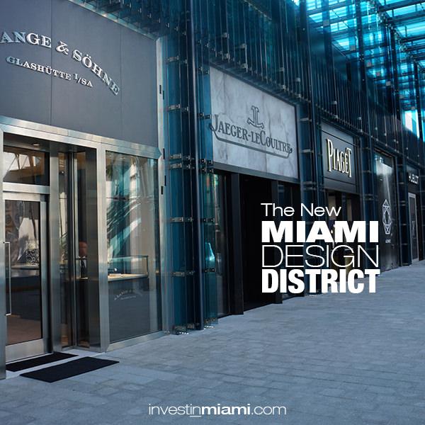 Miami design district real estate investinmiami