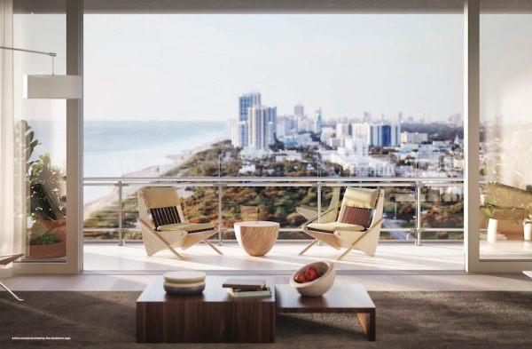 87 Park By Renzo Piano 305 439 0926 Investinmiami Com