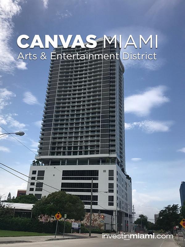Canvas Miami 1630 Ne 1st Ave Investinmiami Com