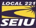 seiu 221 logo
