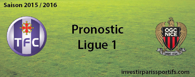 Pari n°31 – Toulouse / Nice – Ligue 1