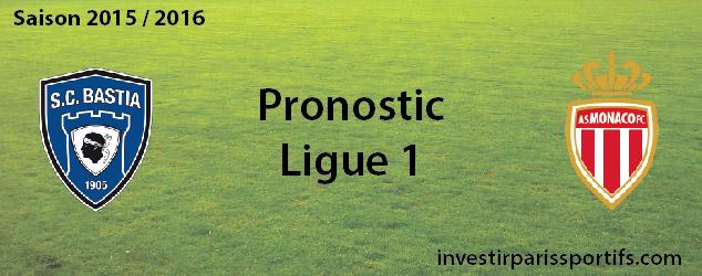 Pari n°34 – Bastia / Monaco – Ligue 1