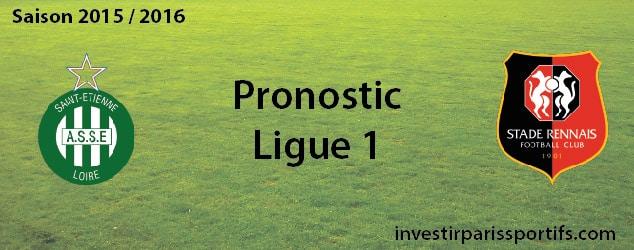 Pari n°35 – ASSE / Rennes – Ligue 1