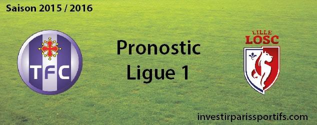 Pari n°39 – Toulouse / Lille – Ligue 1