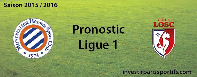 Pari n°59 – Montpellier / Lille – Ligue 1