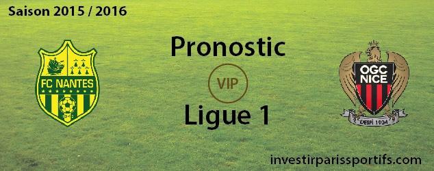 [VIP] Pari n°73 – Nantes / Nice – Ligue 1 – Déverrouillé