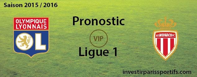 [VIP] Pari n°76 – Lyon / Monaco – Ligue 1 – Déverrouillé