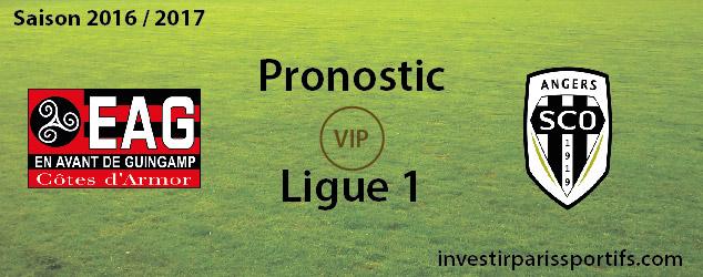[VIP] Pari n°30 – Guingamp / Angers – Ligue 1 [Déverrouillé]