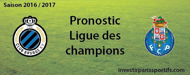 [PUBLIC] Pari n°3 – FC Bruges / FC Porto – Ligue des champions