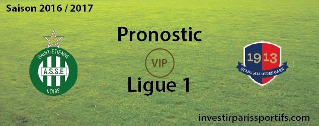 [VIP] Pari n°77 – ASSE / Caen – Ligue 1 [Déverrouillé]