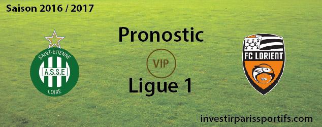 [VIP] Pari n°72 – ASSE / Lorient – Ligue 1 [Déverrouillé]