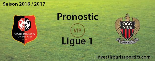 [VIP] Pari n°71 – Rennes / Nice – Ligue 1 [Déverrouillé]