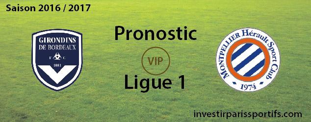 [VIP] Pari n°86 – Bordeaux / Montpellier – Ligue 1 [Déverrouillé]