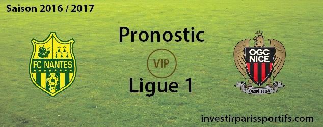 [VIP] Pari n°85 – Nantes / Nice – Ligue 1 [Déverrouillé]