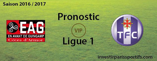 [VIP] Pari n°99 – Guingamp / Toulouse – Ligue 1 [Déverrouillé]
