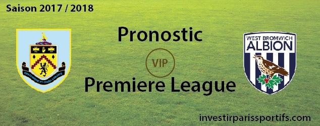Pronostic investirparissportifs.com - Investir paris sportifs Burnley West Bromwich