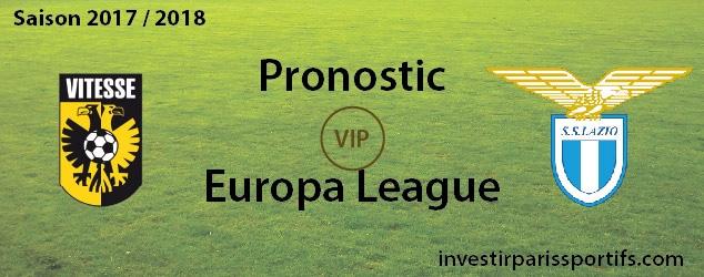 Pronostic investirparissportifs.com - Investir paris sportifs Vitesse Lazio Rome