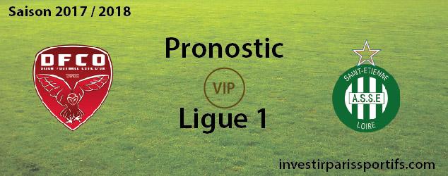 [VIP] Pari n°19 – Dijon / ASSE – Ligue 1 [Déverrouillé]