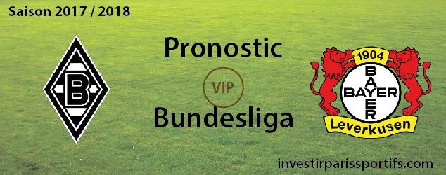[VIP] Pari n°36 – Monchengladbach / Leverkusen – Bundesliga [Déverrouillé]