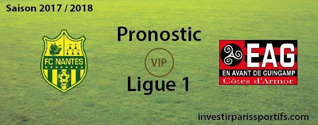 [VIP] Pari n°35 – Nantes / Guingamp – Ligue 1 [Déverrouillé]