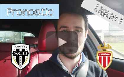 Pronostic 103 - Angers / Monaco - Ligue 1 - investirparissportifs.com