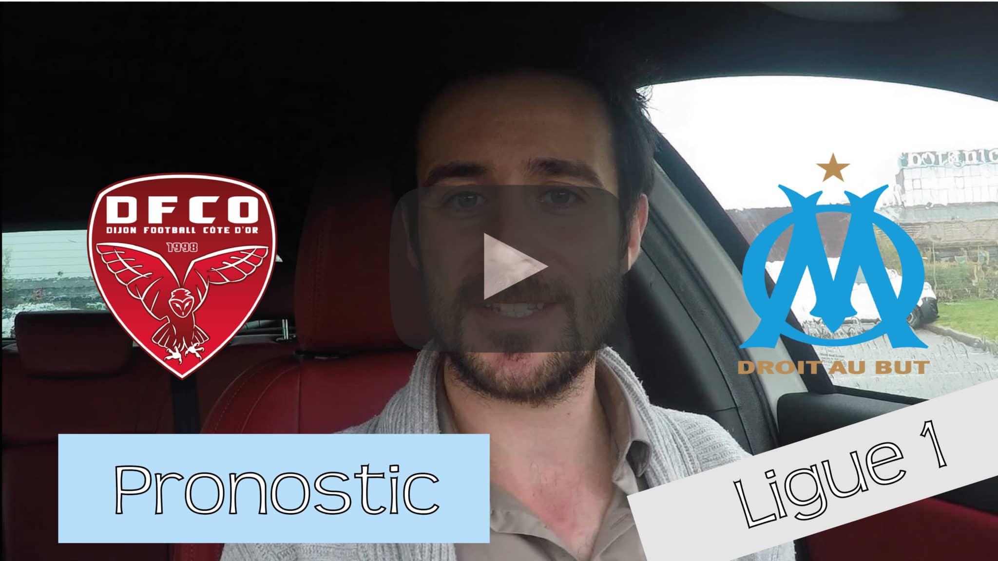 [VIP -> Public] Pronostic 129 – Dijon / Marseille – Ligue 1