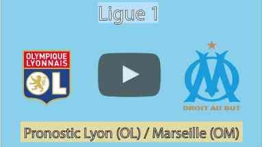 Pronostic investirparissportifs.com - Investir paris sportifs Lyon Marseille