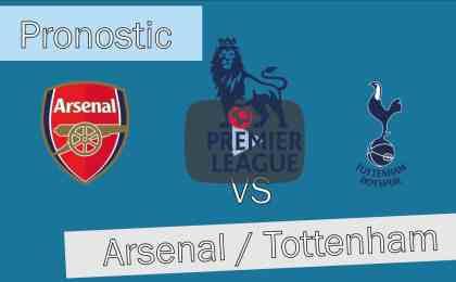 Pronostic foot investirparissportifs.com - Investir paris sportifs Arsenal Tottenham